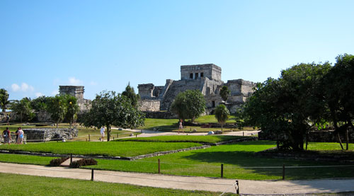El Castillo at Tulum.
