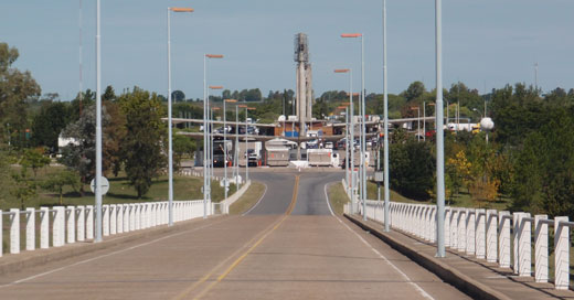 border bridge